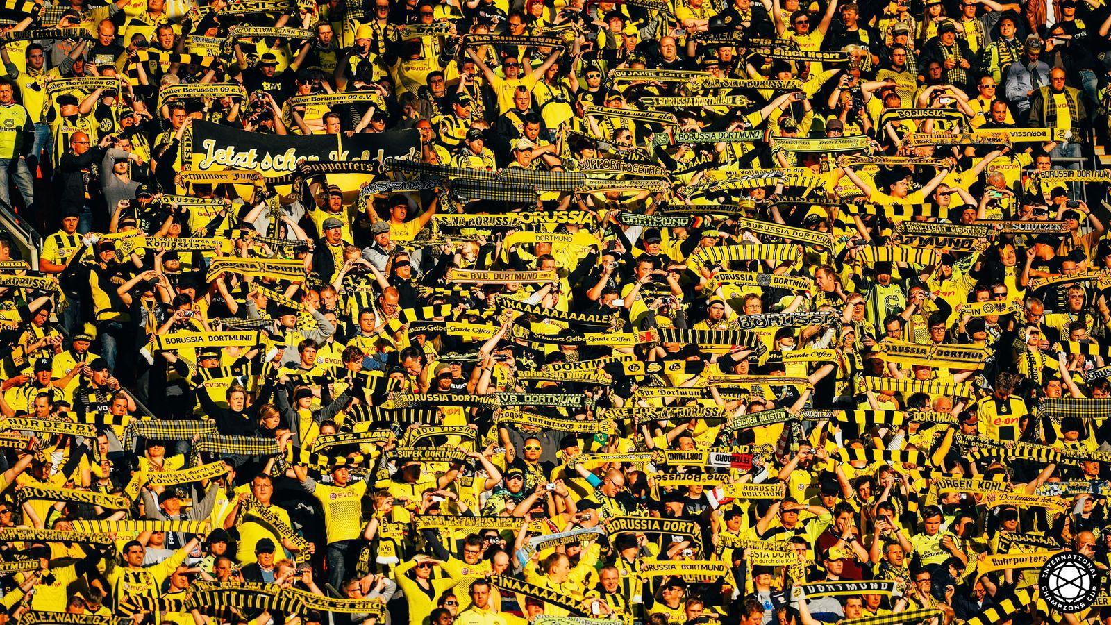 Borussia Dortmund Best All Time Xi International Champions Cup